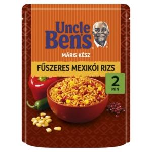 Uncle Ben's 250G Fűszeres Mexikói Rizs