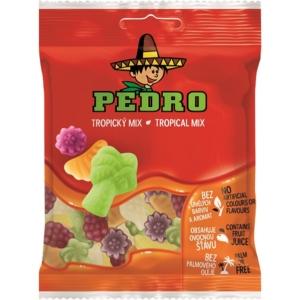 Pedro 80G Tropical Mix Gumicukor  PEDR1011