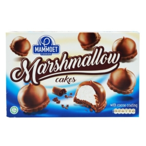 Mammoet 225G Marshmallow Cookies Cacao