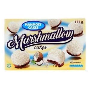 Mammoet 175G Marshmallow Cookies Coconut