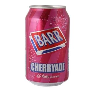 BARR Cherryade (Cseresznyés) 330ML