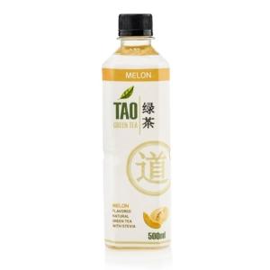TAO 500ML Zöld Tea Sárgadinnye