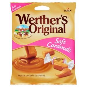 Werther's Original Soft 75G Caramels