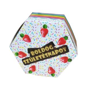 Chocolips 84G Boldog Születésnapot  - Epres