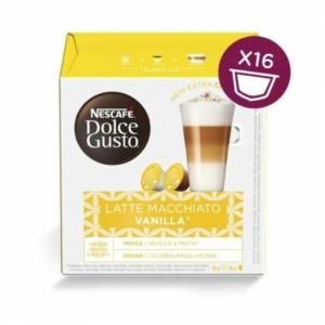 Nescafé Dolce Gusto 153,6G Latte Macchiato Vanilla
