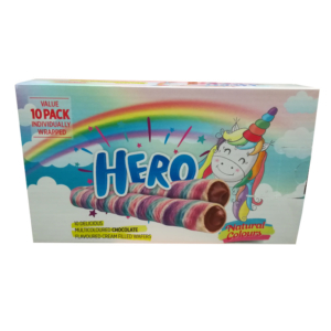 Hero 15G Unicorn Töltött Ostyarúd