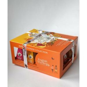 ETS 12 Ajándék Super Goodness Selyempiramis Bio Tea Válogatás /60871/