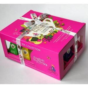 ETS 12 Ajándék Classic Selyempiramis Tea 60864