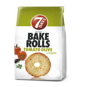 Chipita Bake Rolls Paradicsom 80G