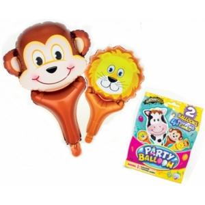 Johny Bee Unikornis Party Balloon 2Lufi+Pattogós Cukor