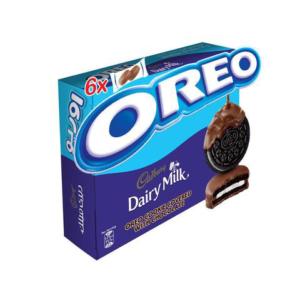 Cadbury Oreo keksz Tejcsokoládéba mártva 204G