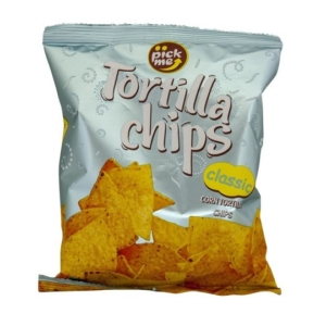 PickMe 50G Tortilla Chips Sós