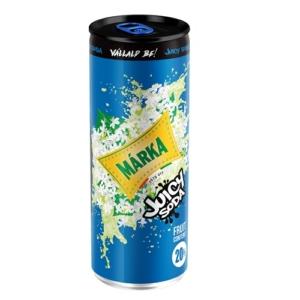Márka 0,25L Juicy Soda Bodza