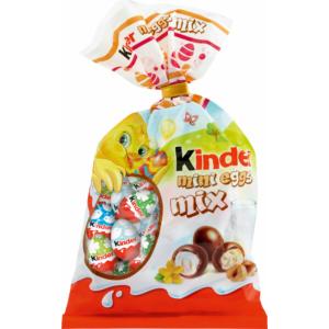 Kinder mini tojások válogatás 250 g