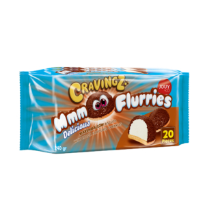 JouyCo 240G Flurries Cocoa Flavoured Sprinkles