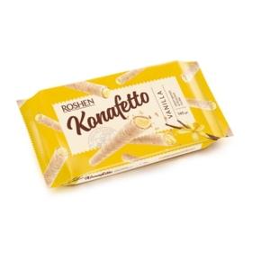 Roshen 140G Konfetto Vanillakrémes Ostyarudak