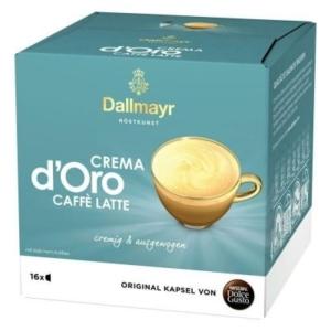 Nescafé Dolce Gusto Dallmayr Crema d'Oro Café Latte 16 DB