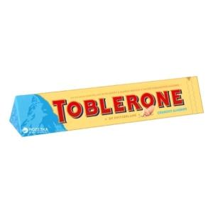Toblerone 100G Tejcsokoládé Sózott Mandulával