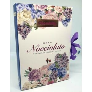 Chocolady 150G Nocciolati-Tejcsokoládé Mogyorókrémmel és Étcsokoládé Mogyorókrémmel