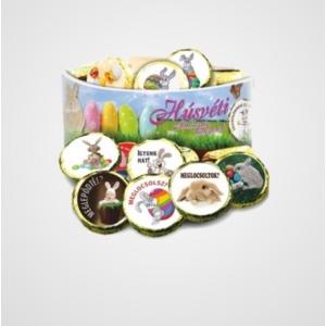 Húsvéti Tejcsokoládé Korong 7G