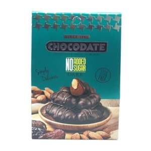 Chocodate 80G Cukormentes Étcsokoládés Desszert CHOC2001