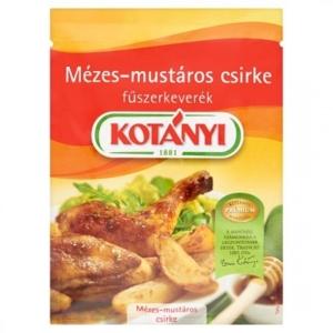 Kotányi 30G Mézes - Mustáros Ssirke Fűszerkev.