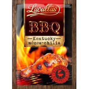 Lucullus 38G BBQ Kentucky Mézes-Chilis Fűszerkev.