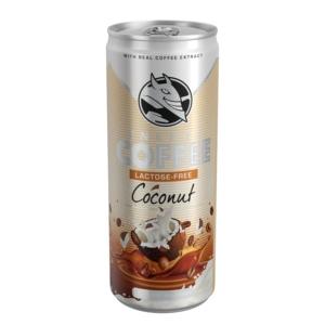 Hell Energy Coffee 250Ml Kókusz Laktózmentes