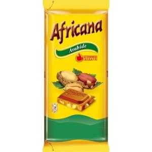 Africana 90G csokoládé Mogyoró Darabokkal