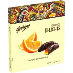 Goplana Orange Delights Narancsos Csokoládé 190G