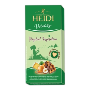 Heidi 80G Vitality Hazelnut Inspiration 414014