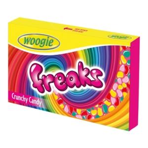 Woogie 150G Freaks Sugar Dragees /94152/