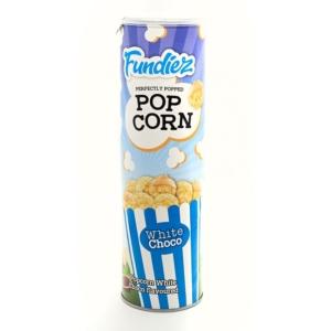 Fundiez 85G Popcorn White Choco