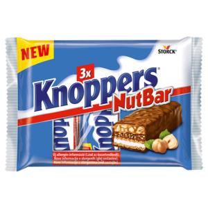 Knoppers Szelet (3X40G)