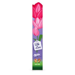 Milka Moments Flower Box tejcsokoládé válogatás 35G