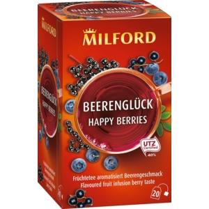 Milford Tea 20*2,5G Bogyósgyümölcs Ízű Gyümölcstea
