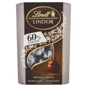 Lindt Lindor 100G Cacao 60% Étcsokoládé LNTL1004