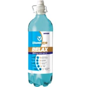 Adrenalin 1L VitaminDrink Relax Kékáfonya-Eper-Málna