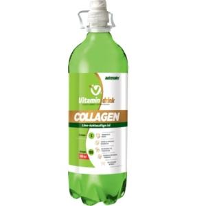 Adrenalin 1L VitaminDrink Collagen Lime-Kaktuszfüge