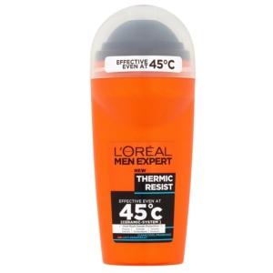 L'oréal Men Expert Deo Roll 50ML Thermic Resist Blue
