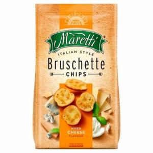 Maretti Bruschette 70G Mixed Cheese /Vegyes Sajtos/