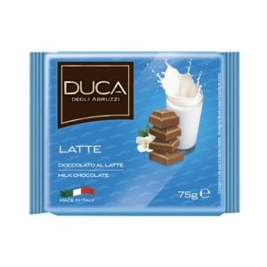 Duca 75G Latte – Tejcsokoládé