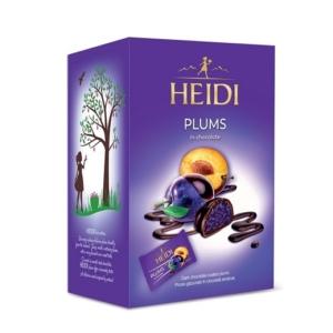 Heidi 185G Plums In Chocolate