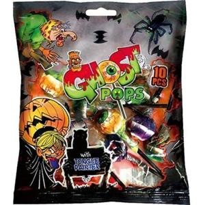 Haribo 100G Ghost Pop Nyelvfestős Nyalóka