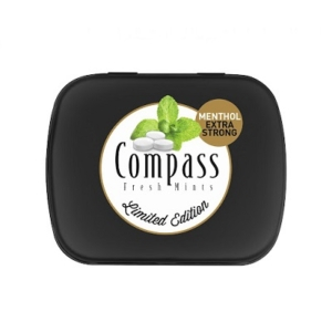 Compass 14G Menthol Extra Strong Mints