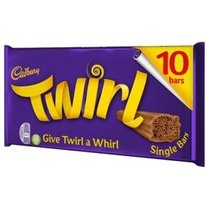 Cadbury 215G Twirl /94859/
