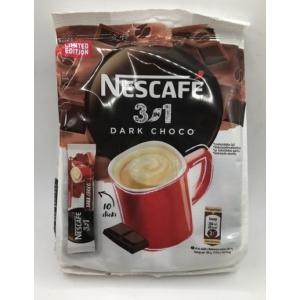 Nescafé 3in1 Dark Choco 10x16G Limitált
