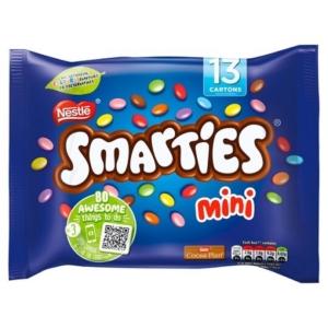Smarties 187G Mini