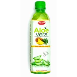 Aleo Aloe Vera 30% 500ML Ananász