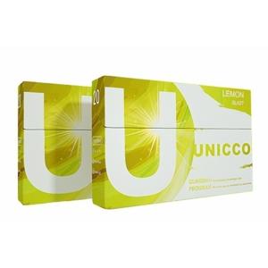 Unicco Nikotinos Citrom Pattintós Mentol Nélkül